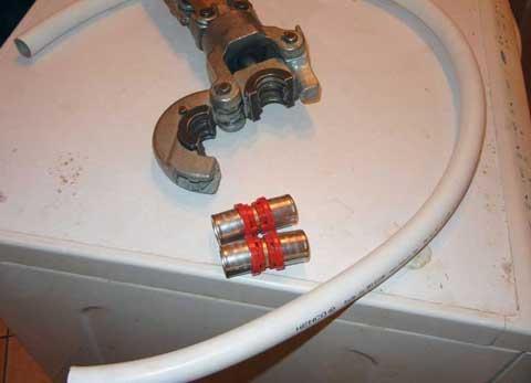 инструменты для ремонта труб
