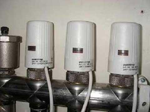 регулировка объема воды