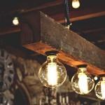 светильники в стиле шале,