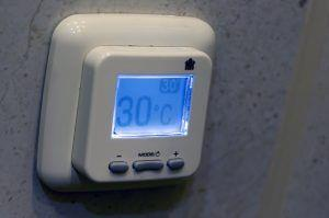 термометр водыной пол