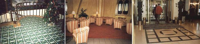 полы для гостиниц