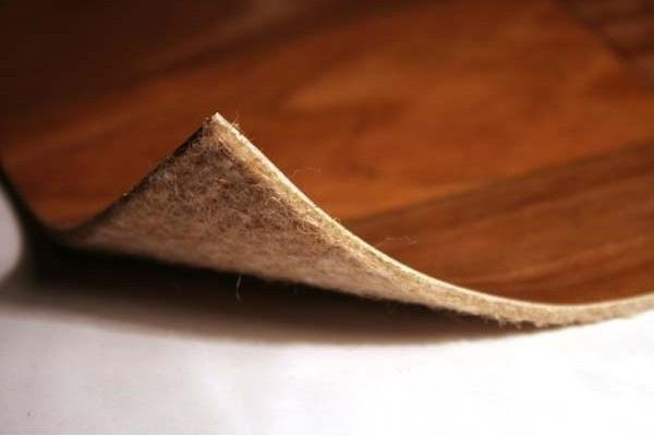 Линолеум с теплоизоляционной подложкой
