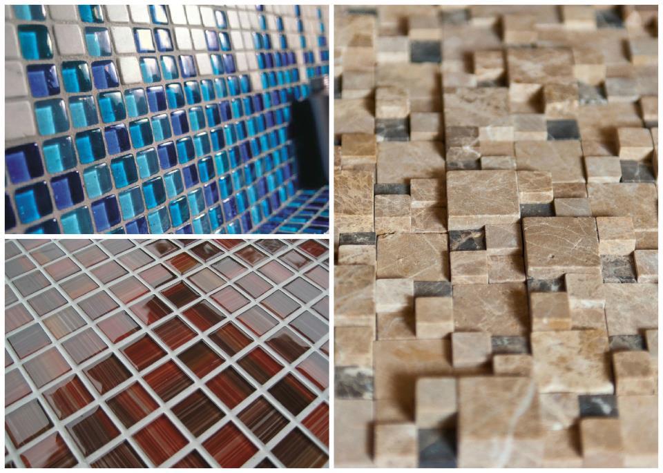 Мозаичный способ кладки