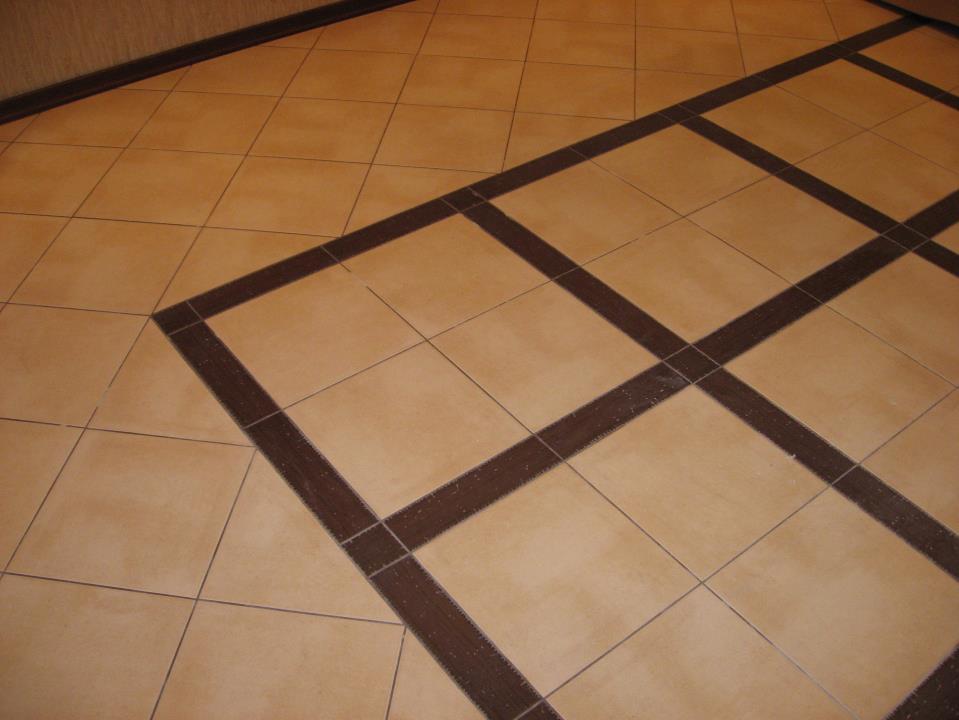 Плитка напольная для кухни 1