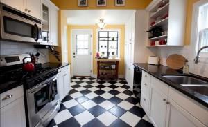 Пол на кухне что лучше
