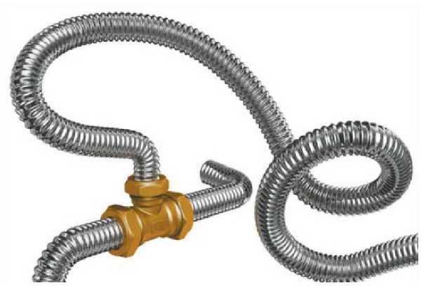 Гофрированная труба для теплого пола - один из самых лучших вариантов для водяного подогрева пола