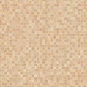 Виниловая плитка с дизайном мозаики