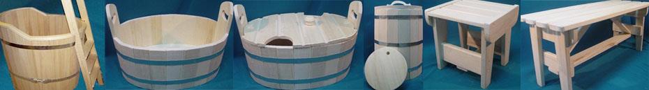 Продукция для бани и сауны