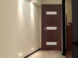 фото сочетание ламината и дверей