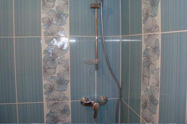Использование стен санузла в качестве ограждения