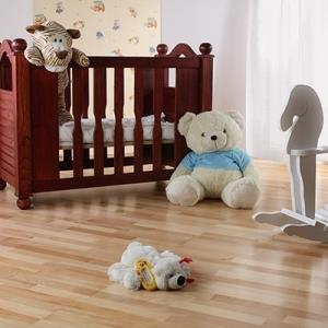 Практичные покрытия для детской