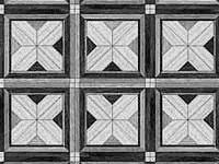 Керамогранит Karelia в комбинации с другой напольной плиткой