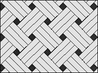 Плетенка две породы - вариант 2