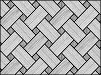 Плетенка две породы - вариант 1