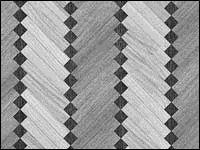 Раскладка ёлочкой из плитки разных цветов - вариант 2