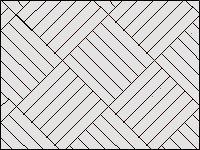 Раскладка «шашечками» - вариант 4