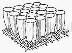 тафтинговый тонкий ковролин