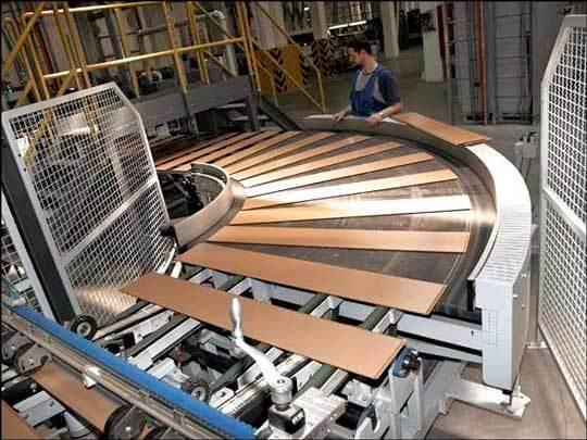 Линия по производству