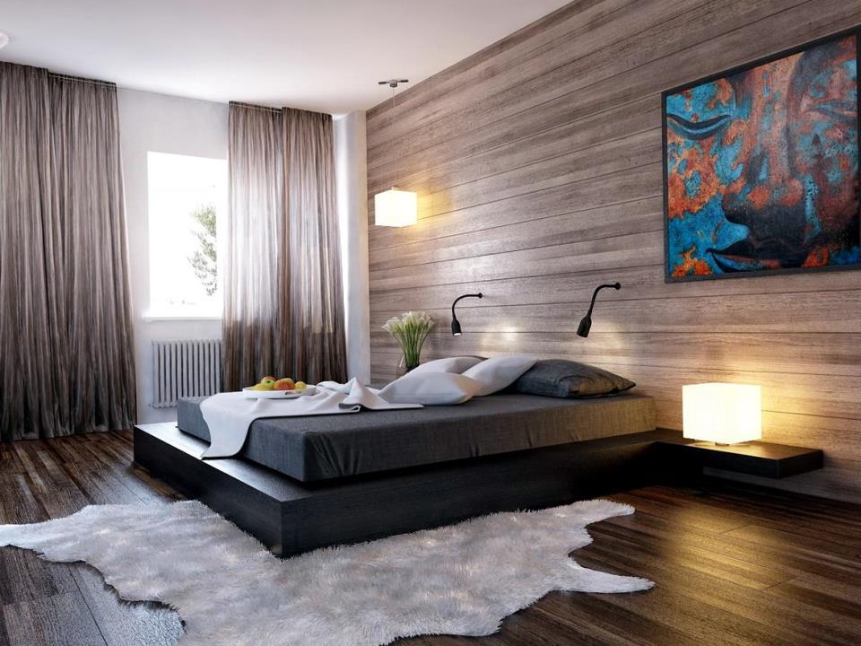 Современный дизайн интерьера в стиле лофт