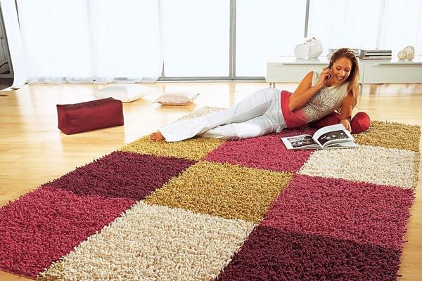 Чистка ковров на дому в Москве