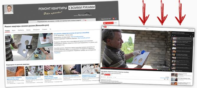Канал: remontkvpro