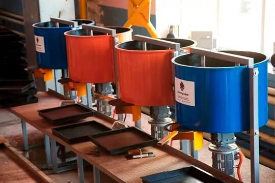 Оборудование для производства плитки