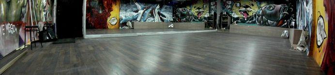 Танцевальный линолеум