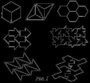Математические мозаики: Рис.1