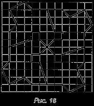 Математические мозаики: Рис.17