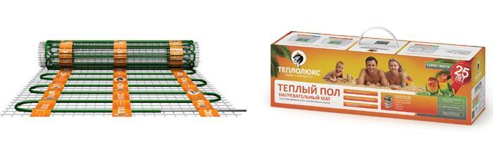 Теплолюкс Tropix