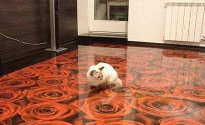 напольное покрытие в домах с животными