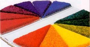 Ассортимент ковровых покрытий
