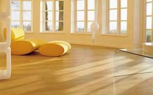 Дизайн просторной комнаты
