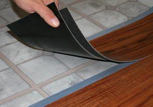 Укладки ПВХ покрытия