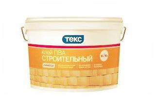 Клей ПВА для напольных покрытий
