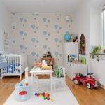 Применение современного ламината в детской комнате