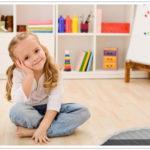 Как подобрать ламинат для детской комнаты