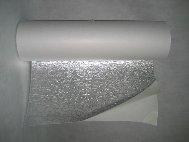 Фольгированный полистирол