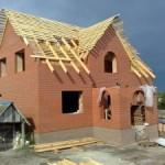Как построить кирпичный дом своими руками.