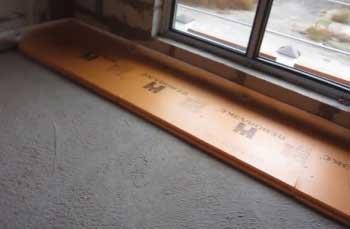 монтаж полистирола в теплом полу