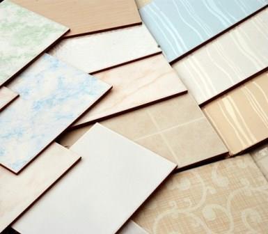 плитки керамические глазурованные для полов