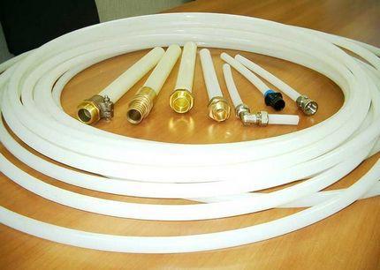 PEX-трубы и термостойкий полиэтилен