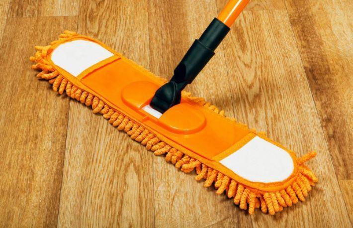 чистка покрытия