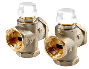 Смесительный клапан для теплого водяного пола