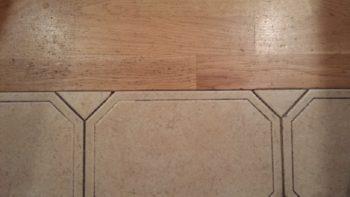 Ламинированный пол и плитка