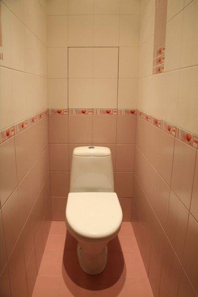 Красивая и стильная плитка для туалета