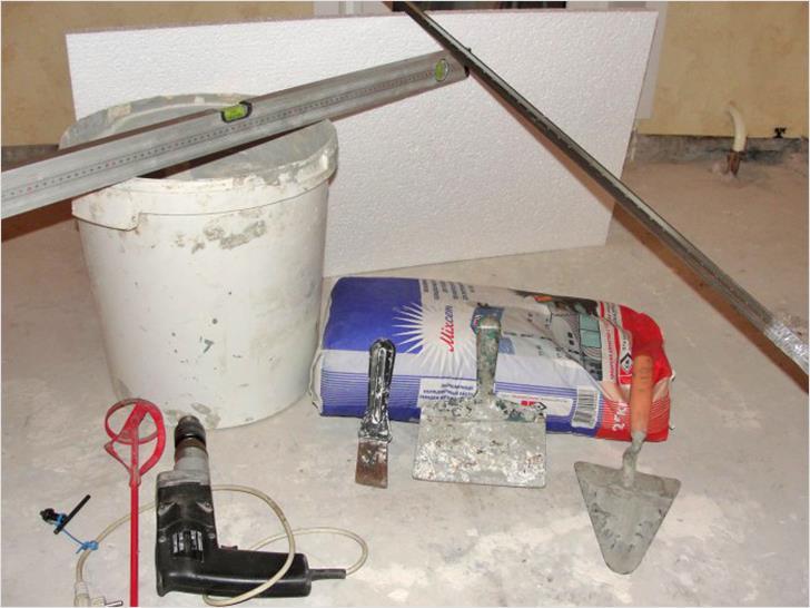 Инструмент для стяжки
