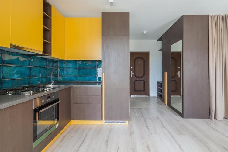 Какую плитку выбрать на кухню