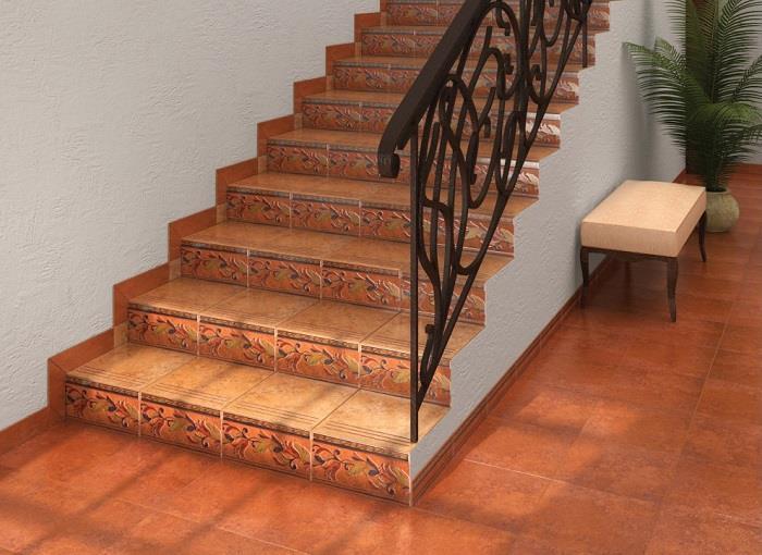 Фото отделки керамической плиткой