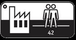 Обозначение ламината класс 42